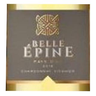Etiquette Belle Epine Blanc