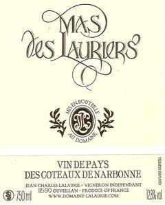 Mas des Lauriers Blanc